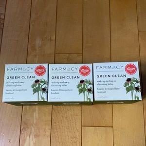 THREE Green Clean from Farmacy